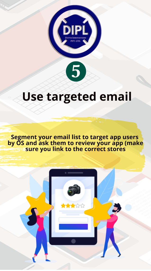Use Targeted Email